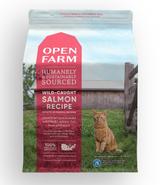 Wild-Caught Salmon Dry Cat Food 4lb