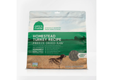 Homestead Turkey Freeze Dried Raw Dog Food 13oz