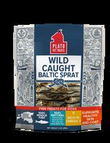 Baltic Sprat Fish Dog Treats 3oz