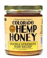 Colorado Hemp Honey Double Strength 6oz
