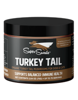 Turkey Tail Medicinal Mushrooms by Super Snouts