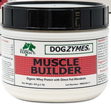 DOGZYMES Muscle Builder Powder 1lb