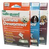 Safeguard Canine Wormer