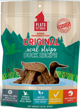Plato Real Strips Duck Recipe 18 oz