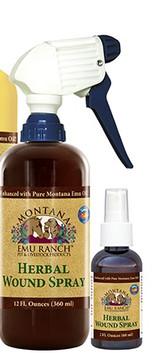 Emu Wound Spray