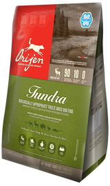 Orijen Tundra Freeze Dried Dog Food 1lb