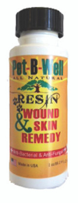 Pet B Well Resin
