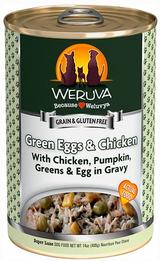 Weruva Green Eggs & Chicken