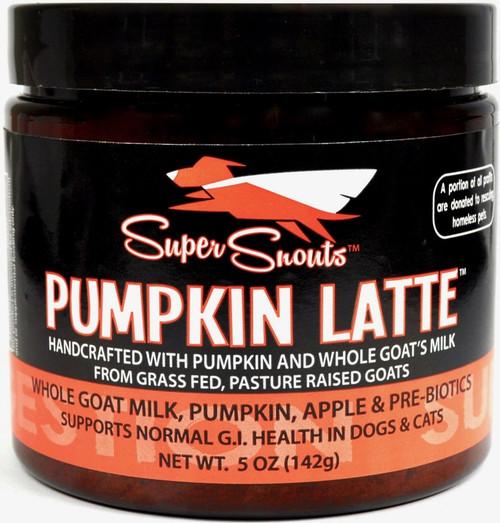 Super Snouts Pumpkin Latte