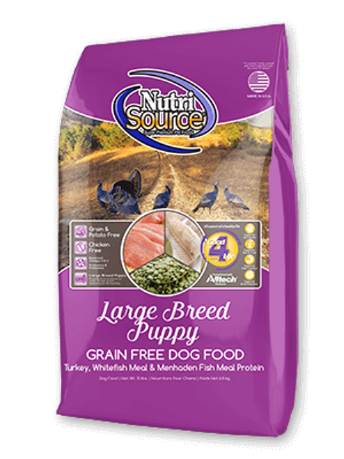 NutriSource GF Large Breed Puppy