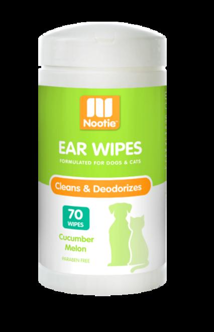 Ear Wipes Cucumber Mellon 70 wipes