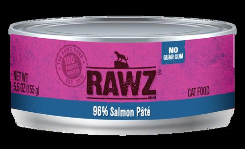Rawz Cat Salmon 5.5 oz