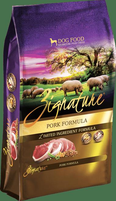 Zignature Pork 27 lb