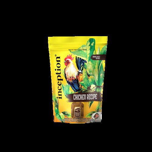 Inception Chicken Recipe Dog Treat