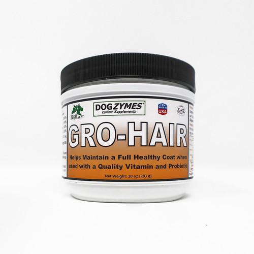 DOGZYMES Gro Hair 10oz