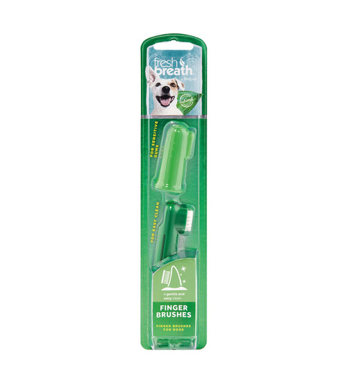 Finger Toothbrushes for Dogs