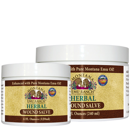 Emu Herbal Skin Ointment (formerly Wound Salve)