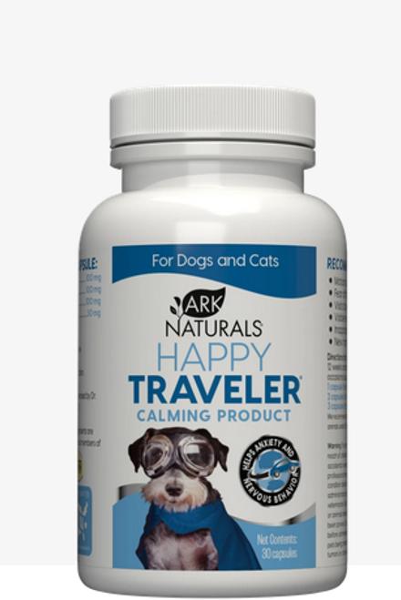 Happy Traveler Capsules by Ark Naturals 30 caps
