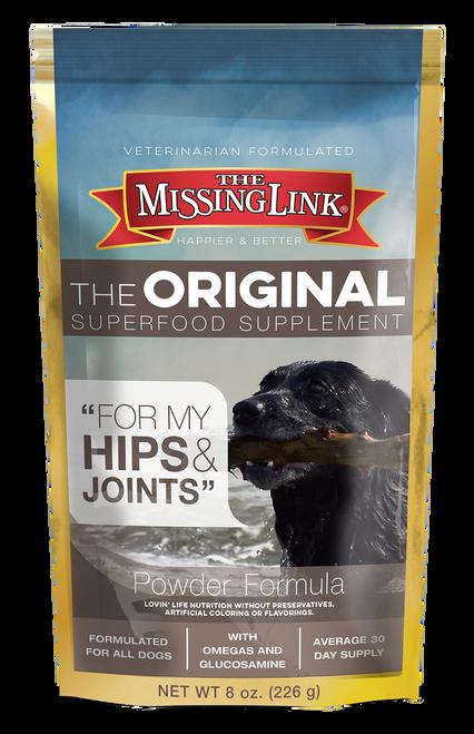 Missing Link Original Hip, Joint  - 8 oz Pouch