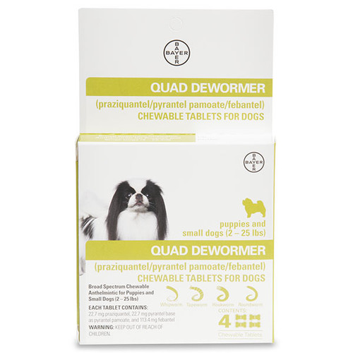 Bayer Quad Dewormer