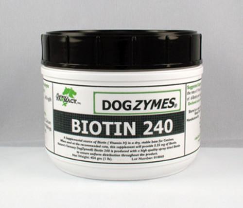 DogZymes Biotin 240 1lb