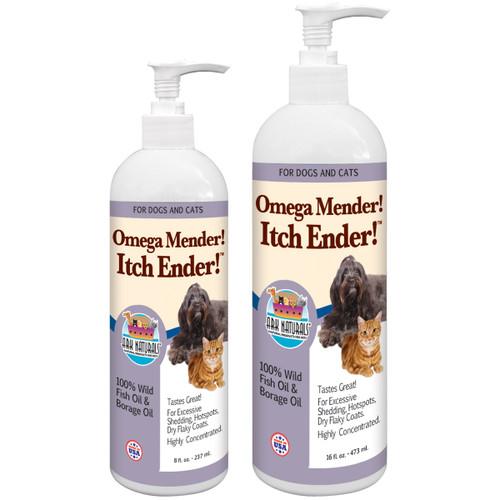 Omega Mender! Itch Ender!  by Ark Naturals