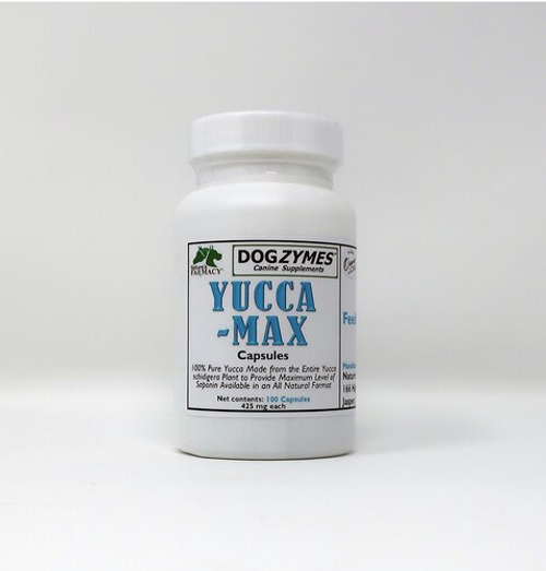 DOGZYMES Yucca-Max Capsules