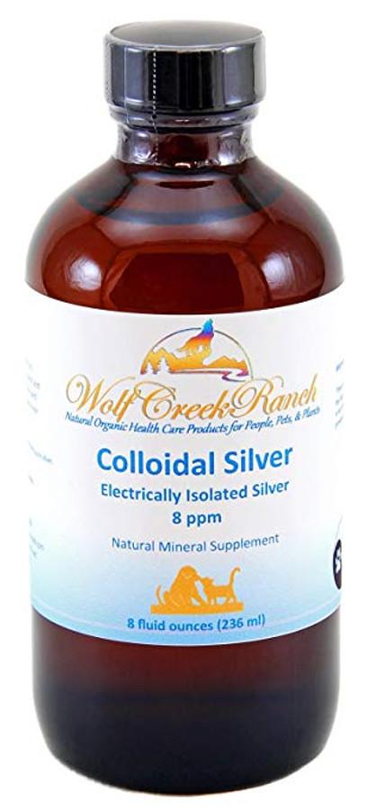 Colloidal Silver 8 oz