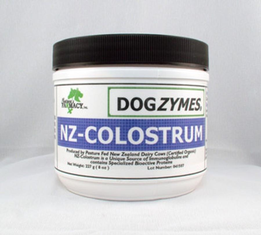 DOGZYMES Colostrum Powder 8 oz