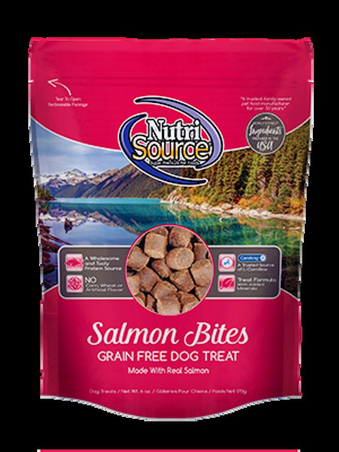 NutriSource Grain Free Treats - Salmon