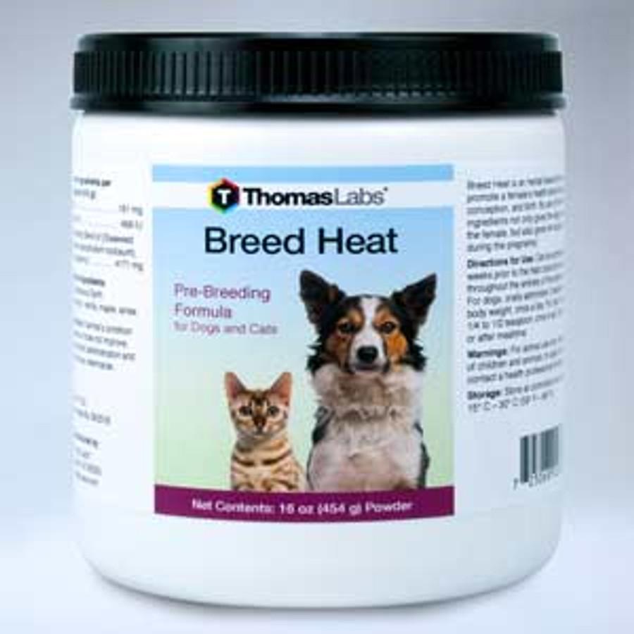 Breed Heat Powder 16 oz