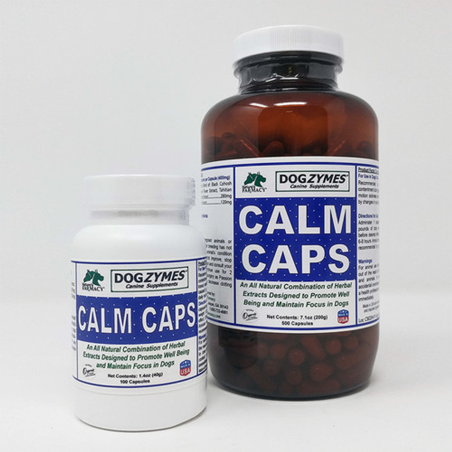 Dogzymes Calm Caps