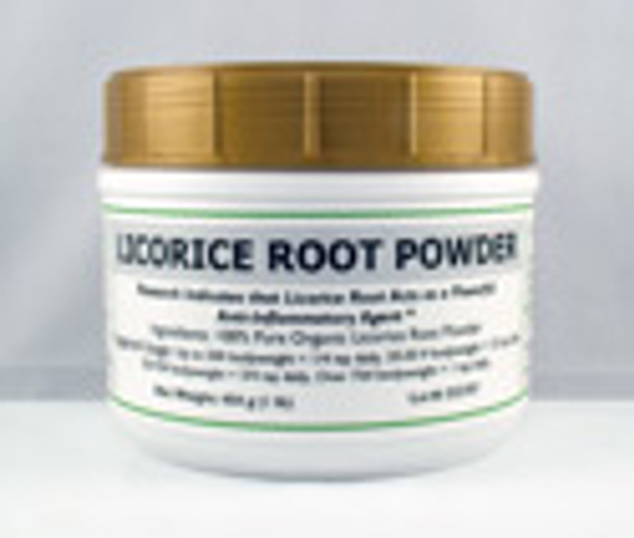 Nature's Farmacy Licorice Root Powder 1lb