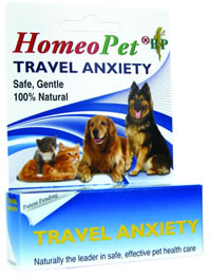 HP Anxiety Travel