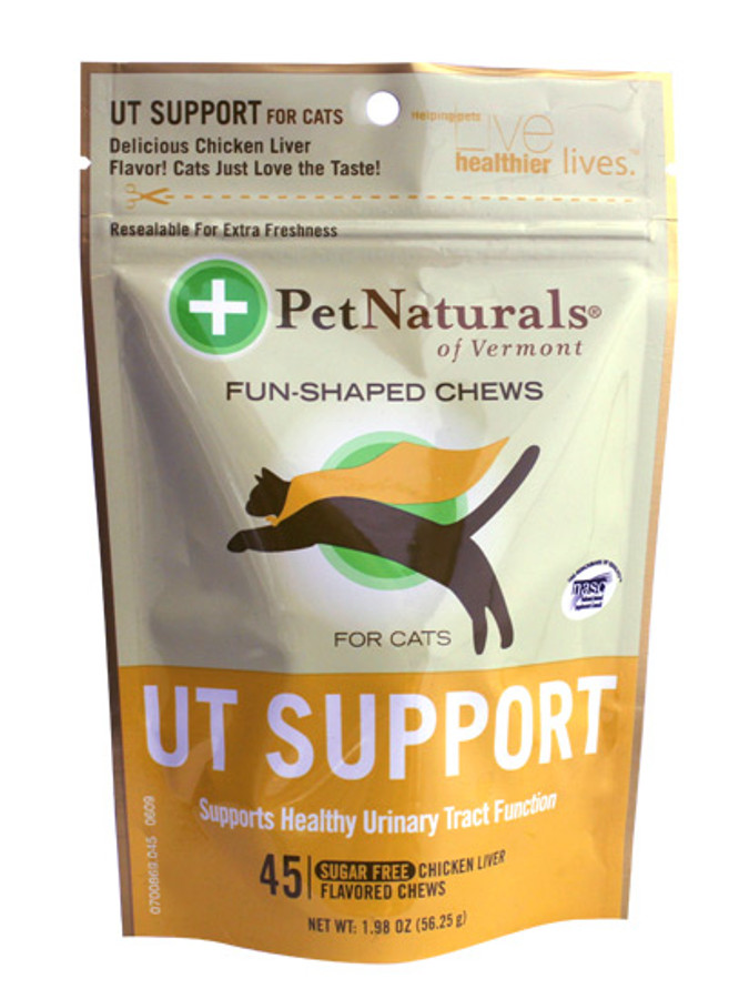 Pet Naturals of Vermont UT SUPPORT for Cats