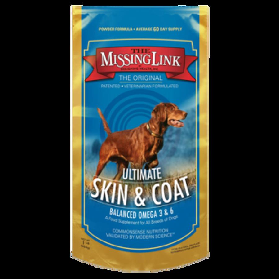 Missing Link Ultimate Canine Skin & Coat Formula for Large Dogs