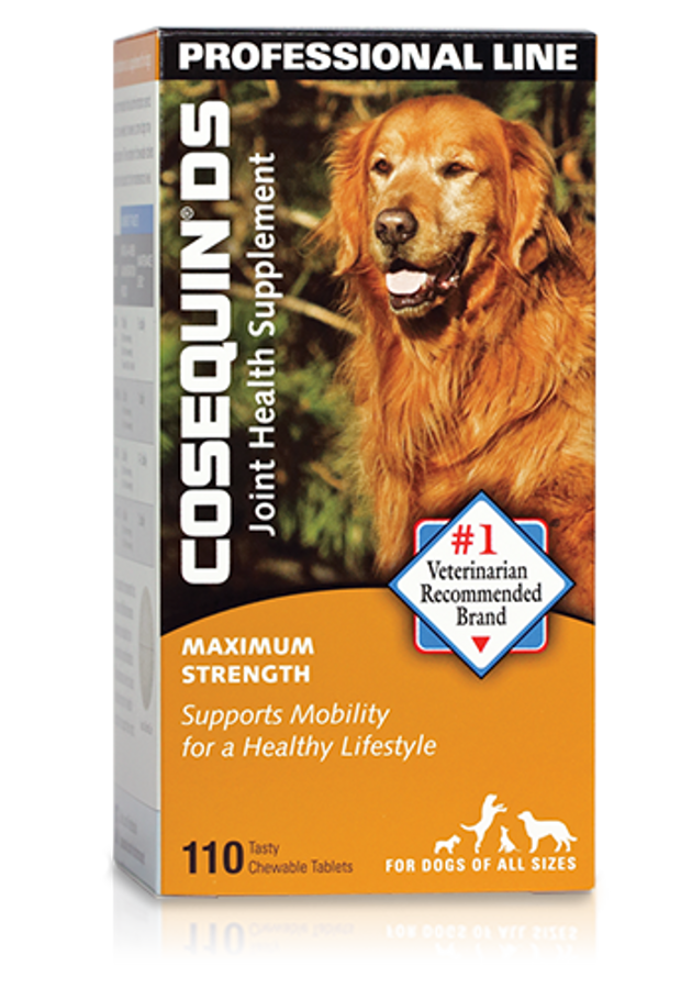 Cosequin DS Maximum Strength 110 Chewable Tablets