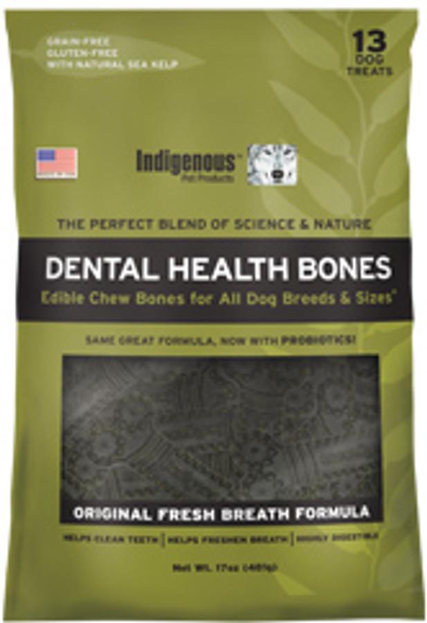 Indigenous Dental Health Bone - Original Fresh Breath Formula 17 oz