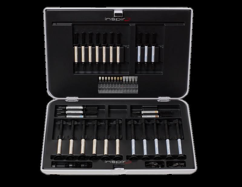 inspiro Master Kit - Syringe kit