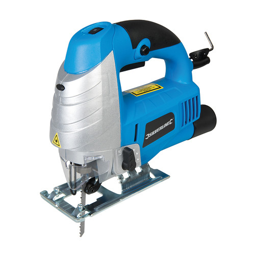 Laser Guided Jig Saw 710W Soft Grip Handle