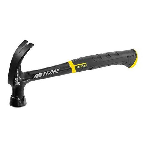 Stanley Fat Max Anti Vibration Claw Hammer