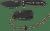 Utica USA Neck Knife Stealth II