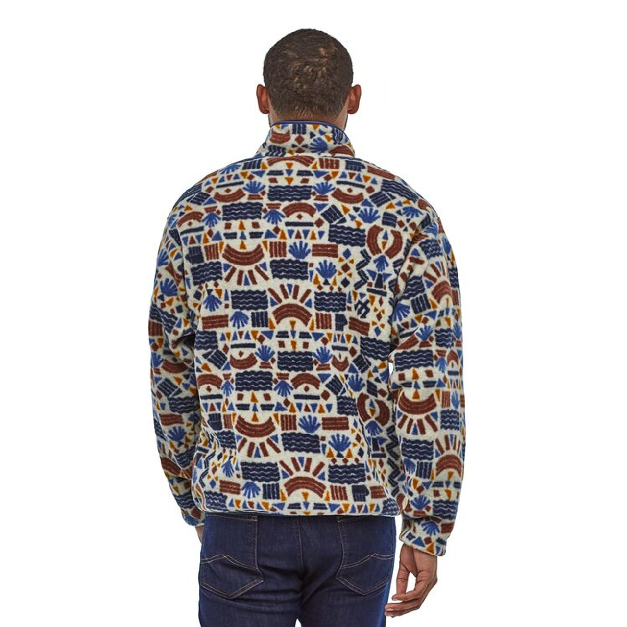 Patagonia M's LW Synch Snap-T Pullover