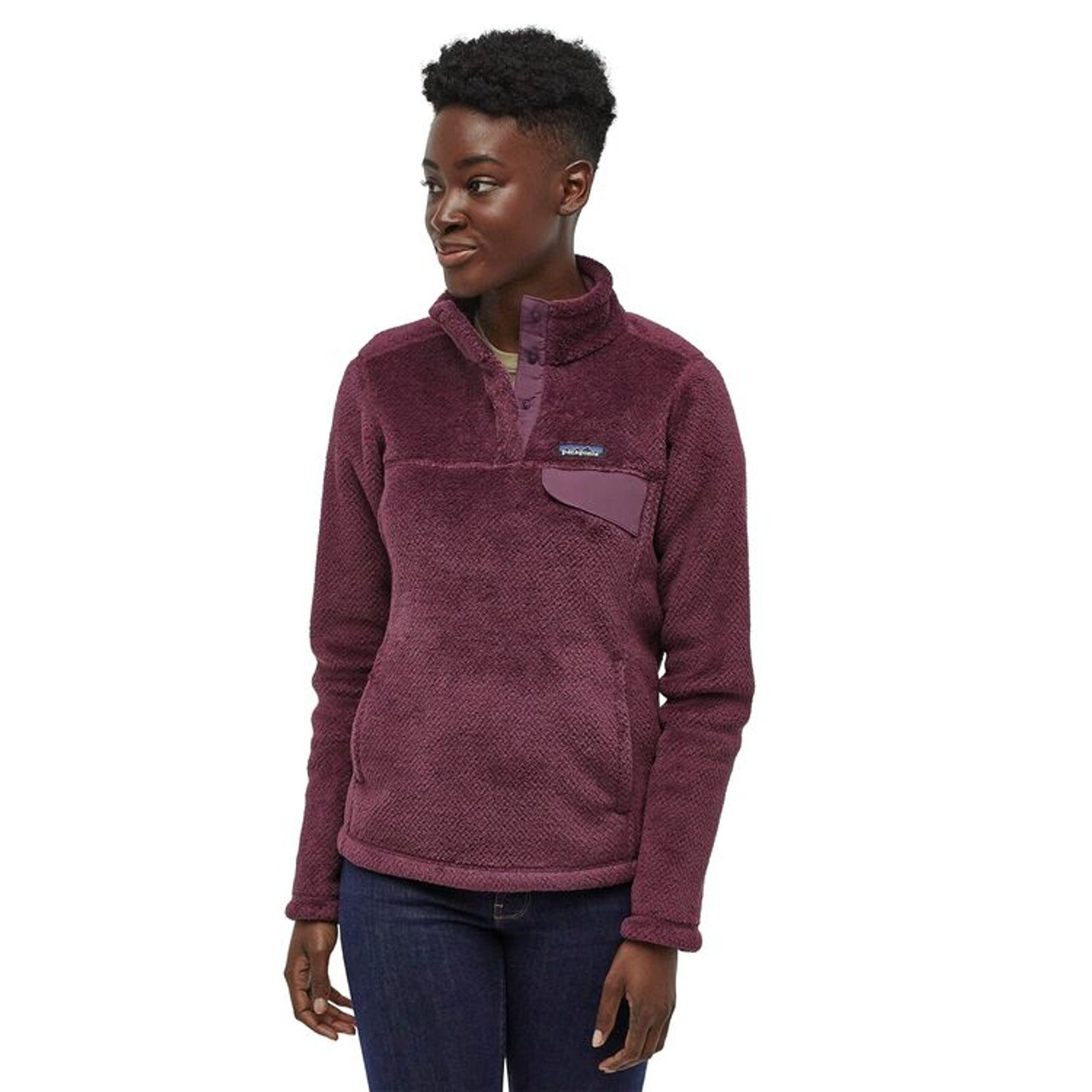 Patagonia Womens  Re-Tool Snapp T Pullover