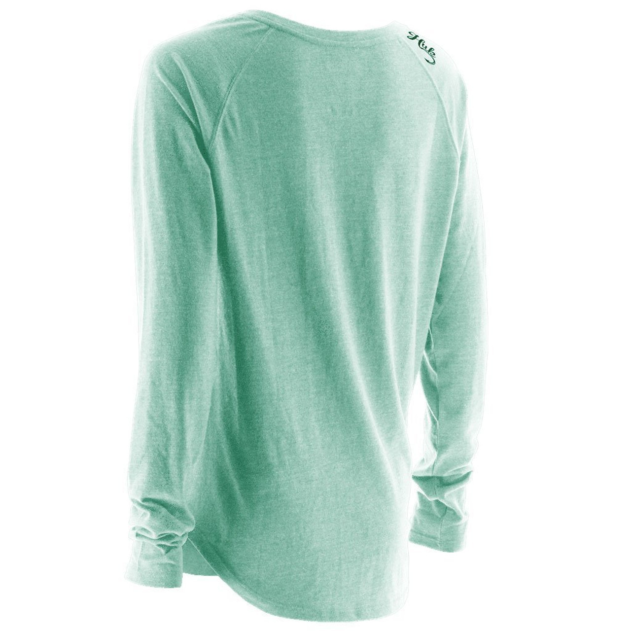 Huk Womens Relaxed LS Tee