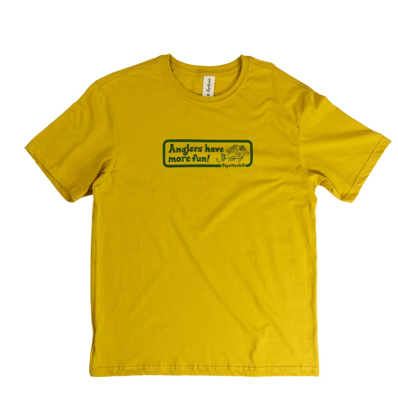 Fayettechill Enthusiast Short Sleeve Tee