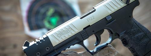 Walther P22 Target 22LR