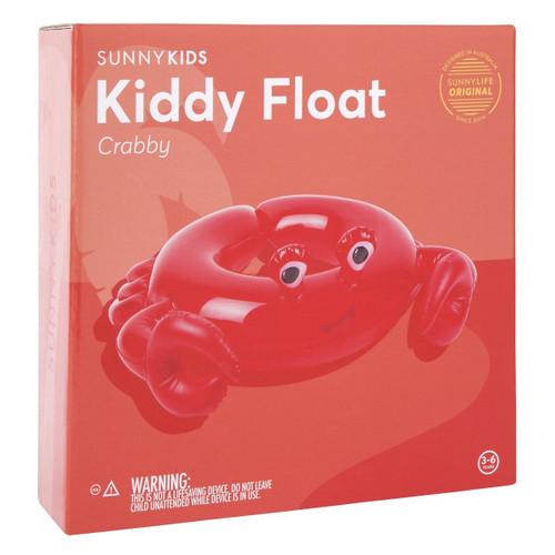 SunnyLife Kiddy Float Crabby