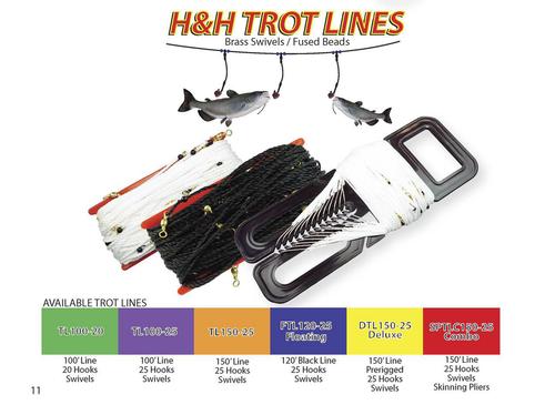 H&H Trot Line