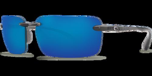Costa Cayan Thunder Gray Blue Mirror
